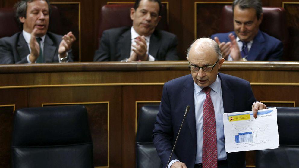 Cataluña y Zaragoza ocultaron a Hacienda 1.500 millones extra