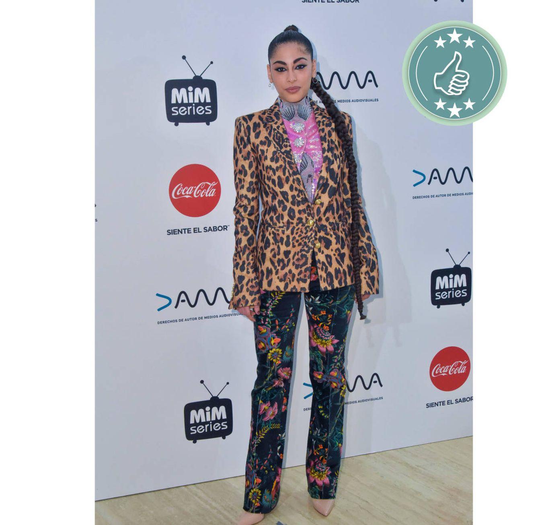Mina El Hammani. (Cordon Press)