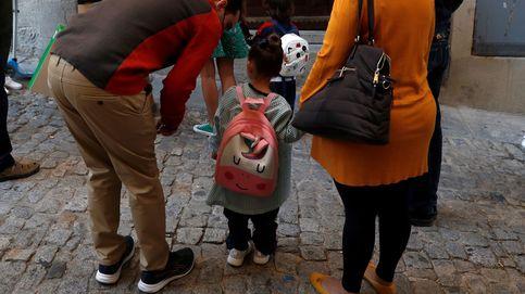 Los barracones vuelven a los colegios de Madrid: 13 millones para 190 aulas