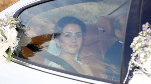 La boda de Inés Arrimadas y Xavier Cima, en imágenes