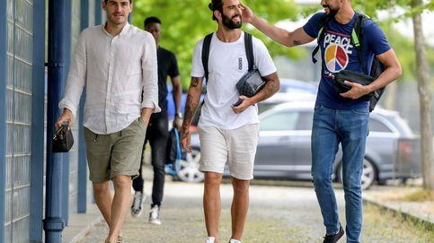 El plan de Iker Casillas con el Oporto o por qué todavía no se entrena