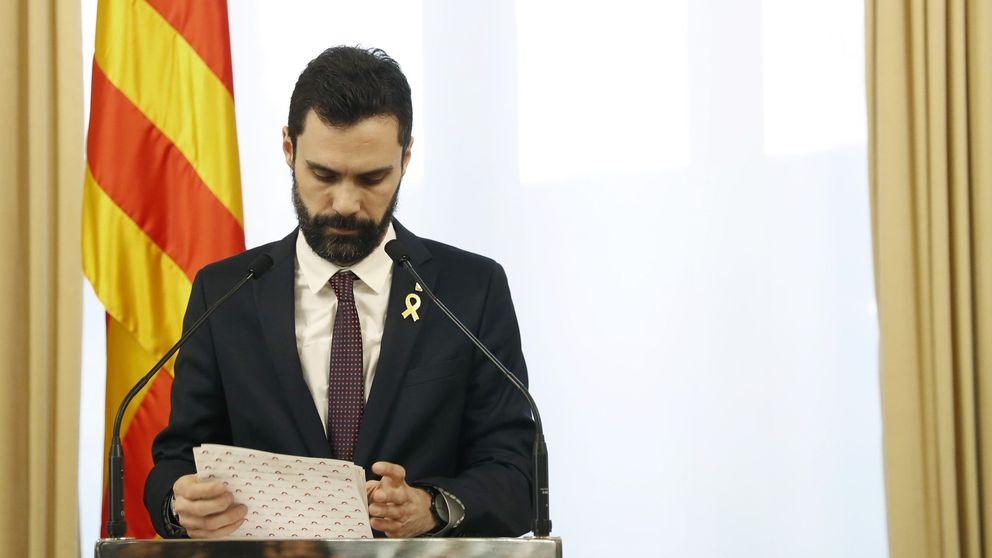 Torrent aplaza el pleno y no se atreve ni a investir ni a desestimar a Puigdemont