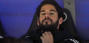 Post de Solari pasa el 'marrón' de Isco a Florentino (con otro técnico, otro gallo cantaría)