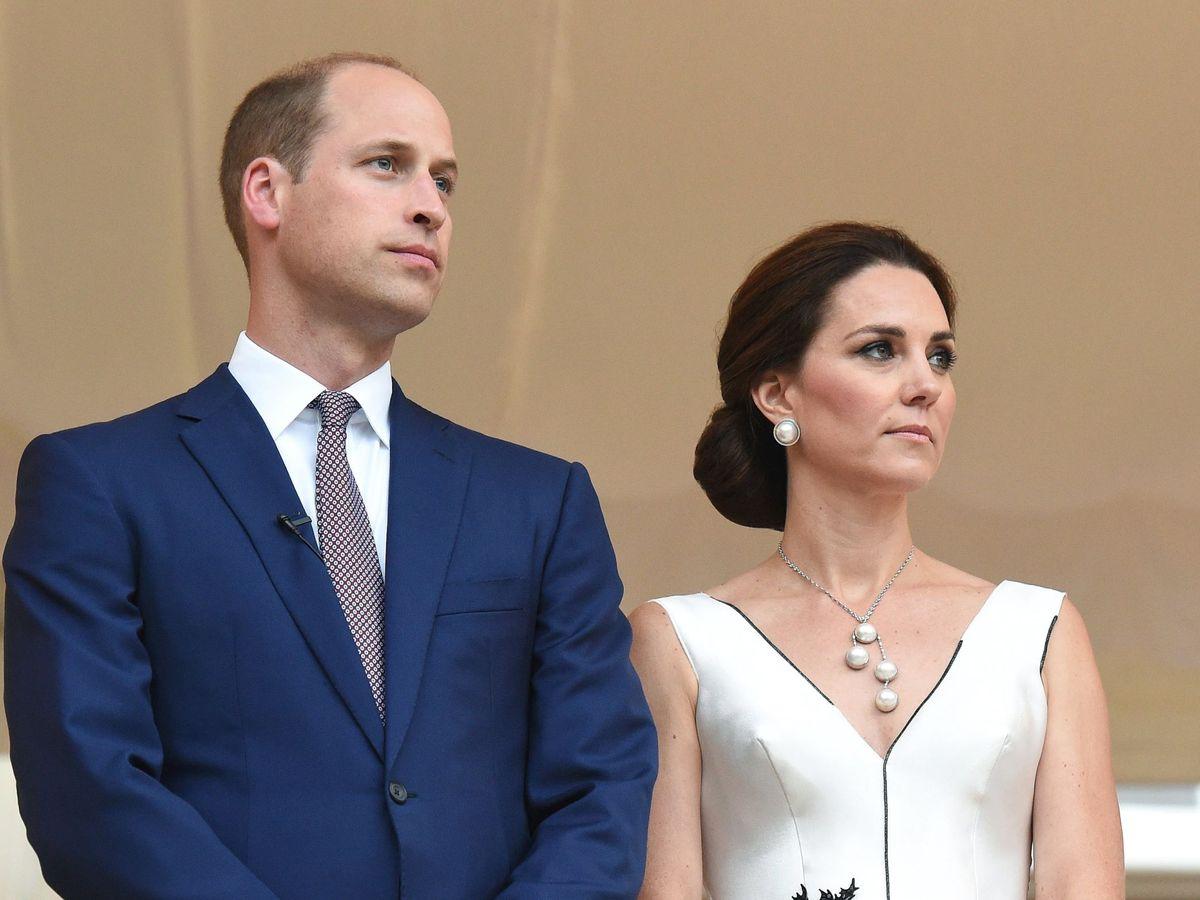 Foto: Los duques de Cambridge en una imagen de archivo. (EFE)