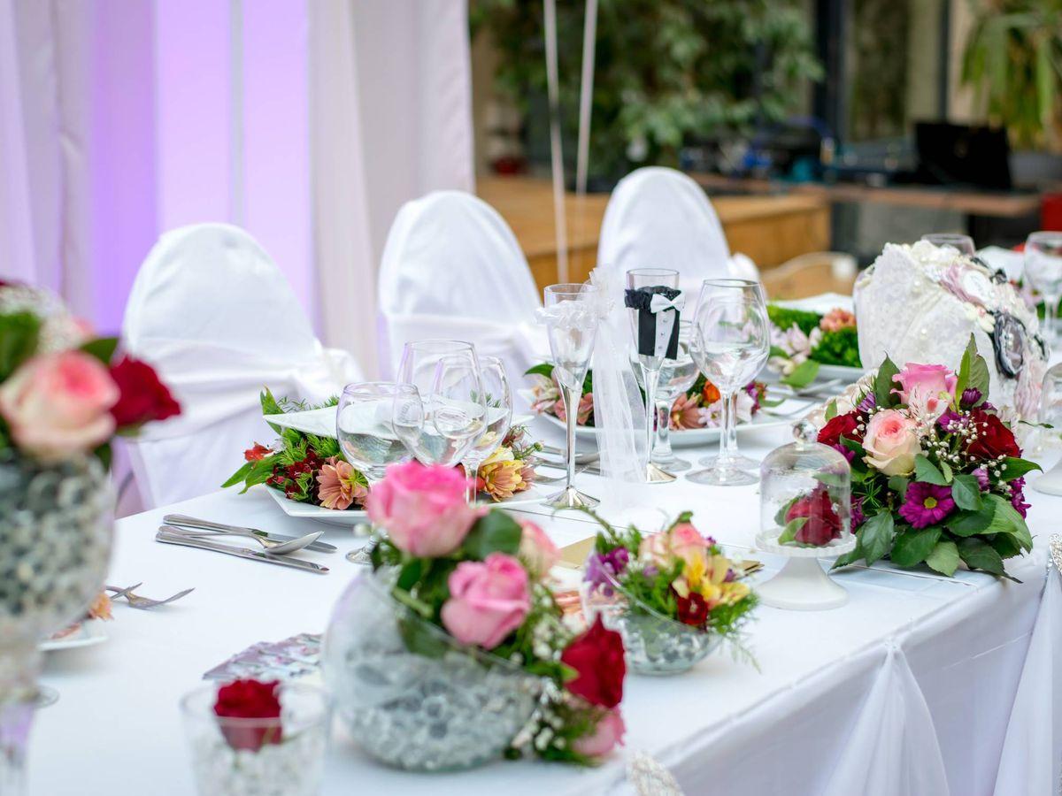 Foto: ¿Qué ha ocurrido con las bodas programadas para fechas dentro del estado de alarma?