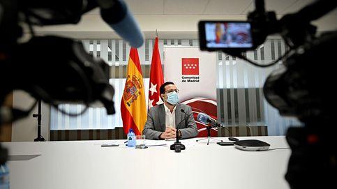 Lasquetty aviva la guerra de Madrid con Simón: Es un político, no un científico