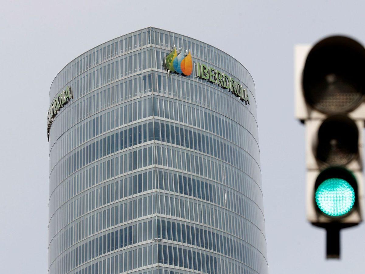 Foto: Torre de Iberdrola, sede de la compañía, en Bilbao. (EFE)
