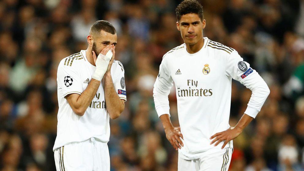 La lección que sacan en el Real Madrid para mirar con la cabeza alta al Barcelona