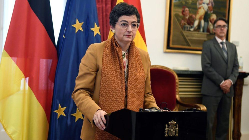 Foto: Arancha González Laya, ministra de Asuntos Exteriores, Unión Europea y Cooperación. (EFE)