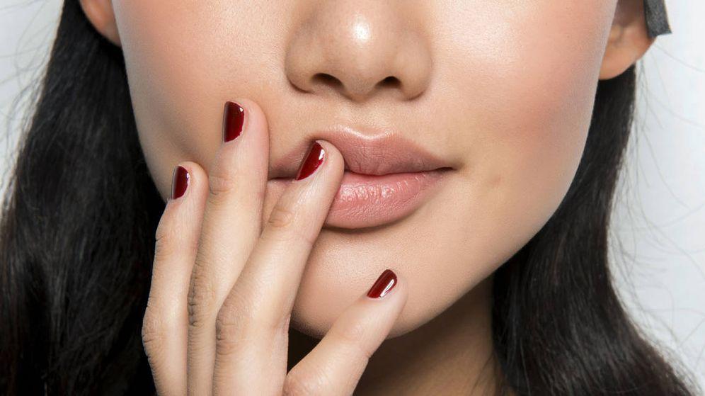 Foto: Mantén sus labios hidratados. (Imaxtree)