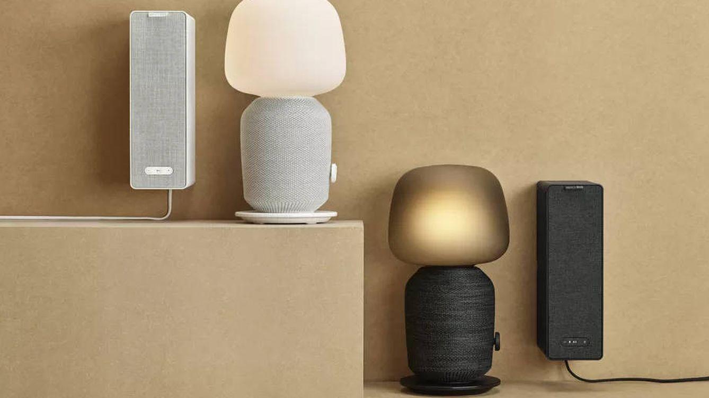 Ikea se alía con Sonos para lanzar una línea de muebles que son altavoces