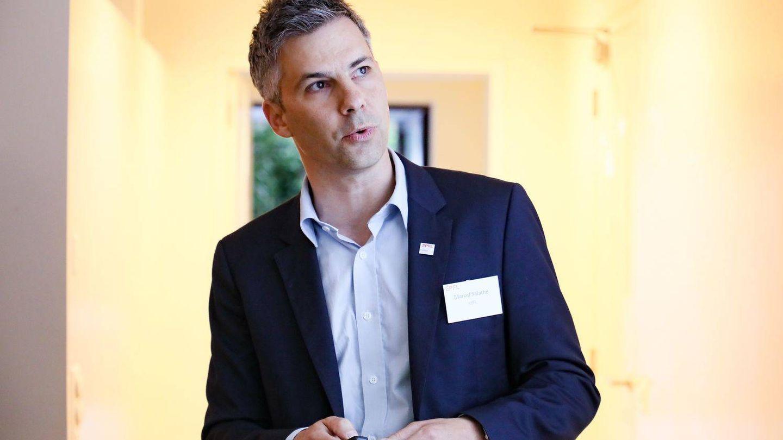 Marcel Salathé.