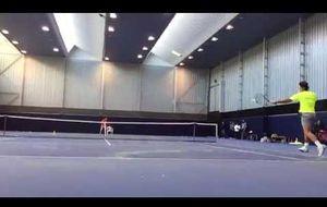 Rafa Nadal ya piensa en 2015