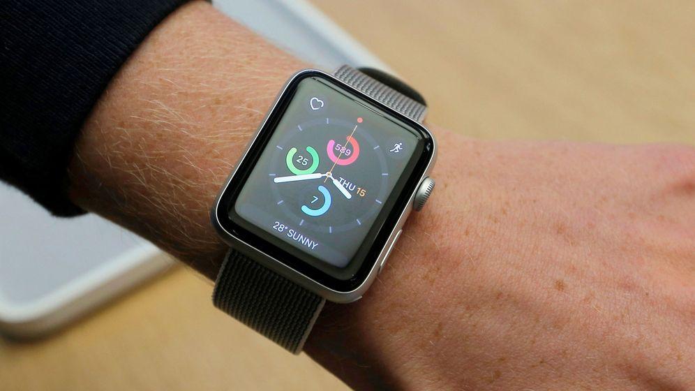 Foto: WatchOS 3 incluye nuevas 'watchfaces' para personalizar todavía más el reloj. (Reuters)