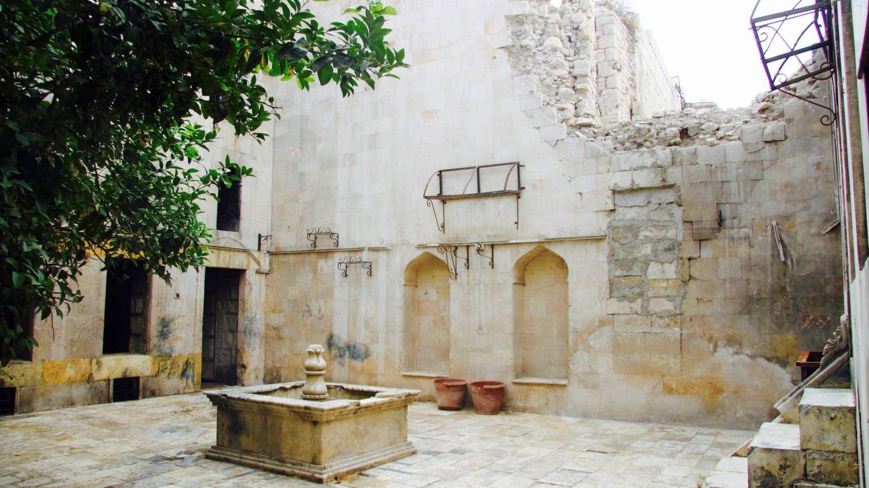 Nuestra casa familiar, en el barrio del Jdeydeh. (G. Garroum)