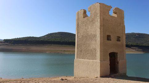 El Lago de Andalucía muestra su paraíso oculto: sus enclaves subacuáticos