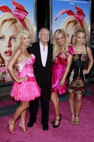 Foto: El dueño de 'Playboy' rompe con una de sus tres novias oficiales
