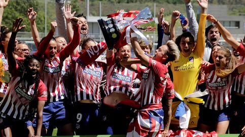 El Atlético de Madrid gana la Liga: un trienio que puede terminar con su primer doblete