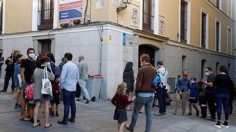 Los grupos burbujas en Madrid se cerrarán ante la aparición de un positivo