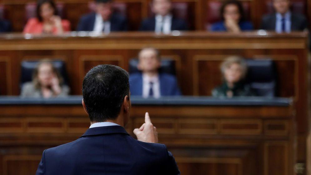 Foto: Pleno del Congreso. (EFE)
