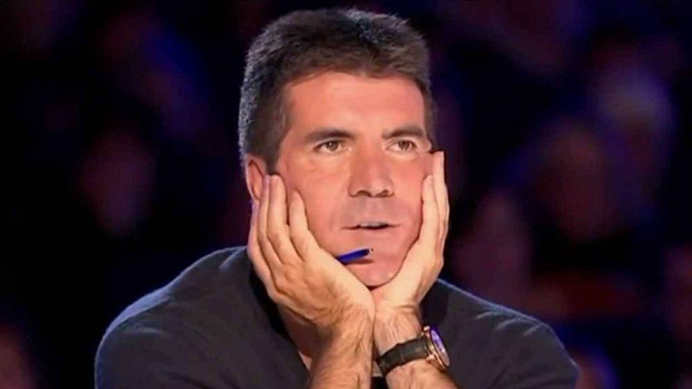 Foto: El productor y creador de 'Factor X', Simon Cowell