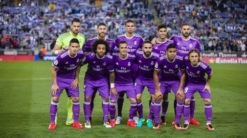 La otra suerte de Zidane, tener a todos contentos gracias a los problemas