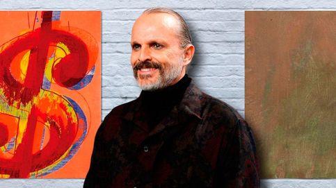 Miguel Bosé se deshace de dos Warhols: los motivos de sus problemas de liquidez