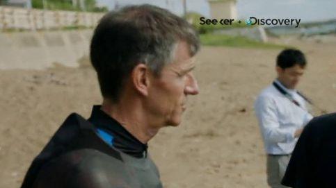 Ben Lecomte intenta hacer historia cruzando a nado el Pacífico