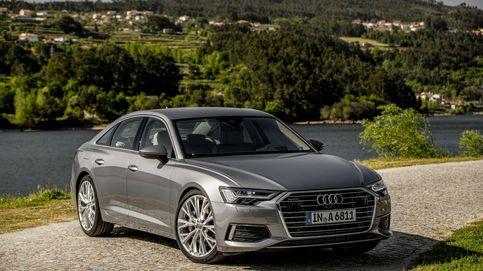 Nuevo Audi A6 con sistema híbrido de 48 voltios para reducir el consumo