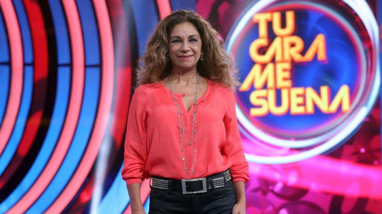 Lolita Flores en 'Tu cara me suena 5'.