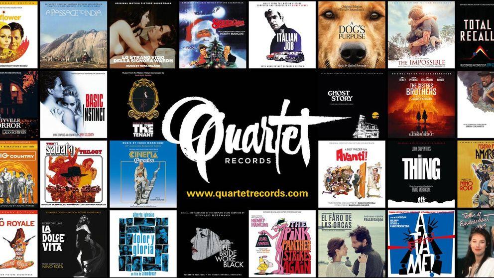 El 'Indiana Jones' de la música de cine: así se recuperan bandas sonoras perdidas