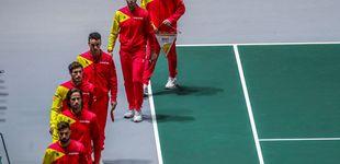 Post de España - Rusia de la Copa Davis en directo: el dobles decide el duelo