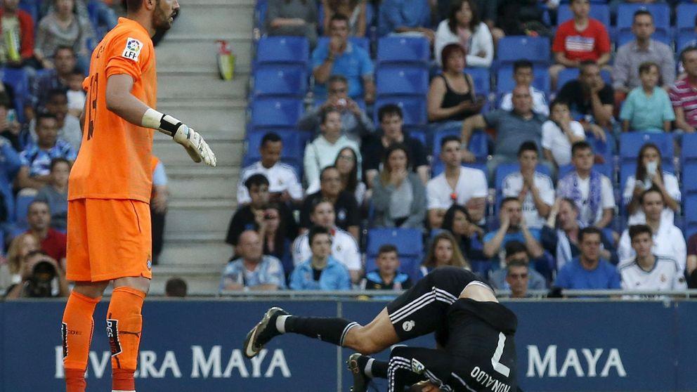 Kiko Casilla se adelanta a De Gea y se convierte en nuevo jugador del Madrid