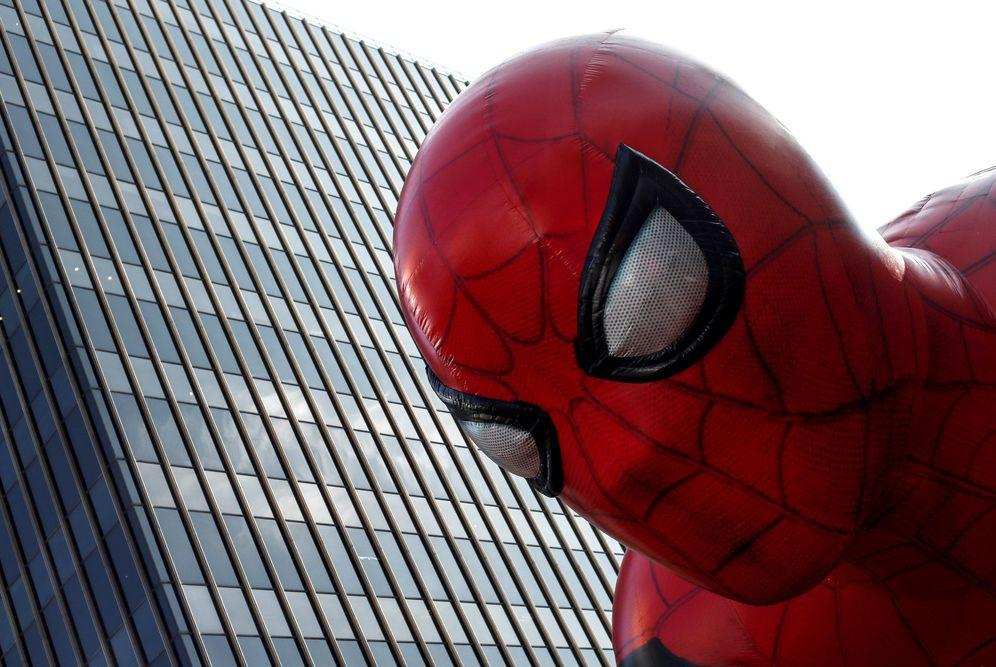 Foto: 'Spider-Man: Lejos de casa' (EFE)