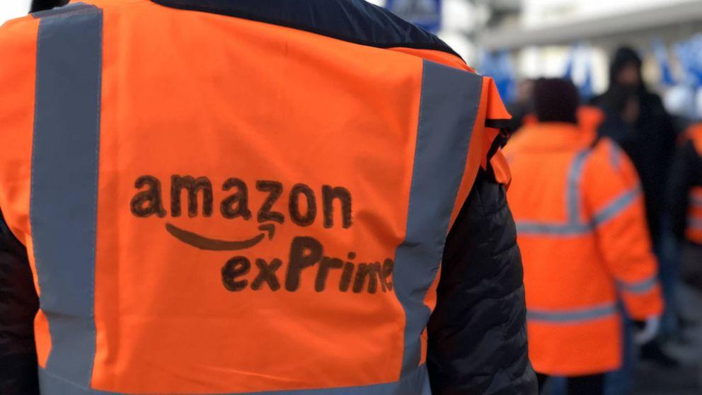 El 'castigo' de Amazon España: Nos hacen recuperar las horas de huelga el finde