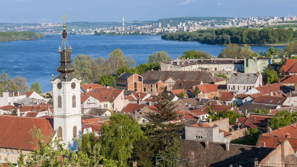Foto: Belgrado. Foto: Hemis