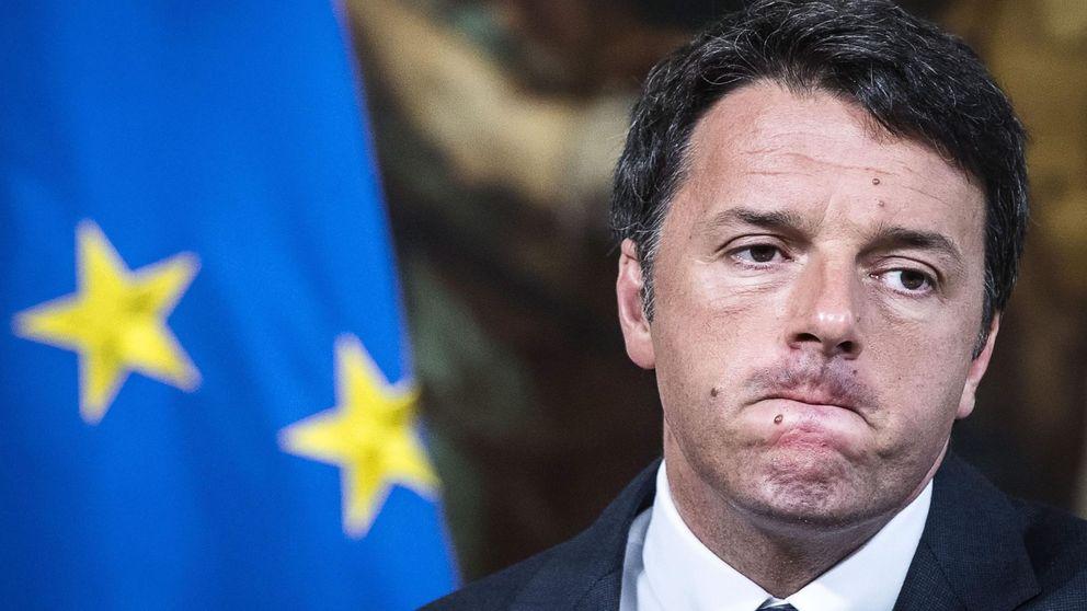 Renzi dimite tras el referéndum: Asumo todas las responsabilidades de la derrota