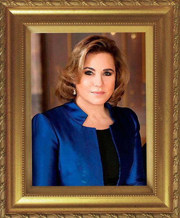 Foto: La gran duquesa María Teresa de Luxemburgo