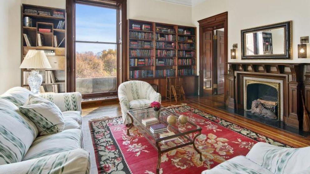 Así es el apartamento neoyorquino de Lauren Bacall que está en venta