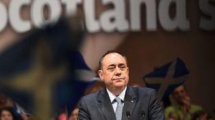 Los nacionalistas insaciables y el adiós de Salmond