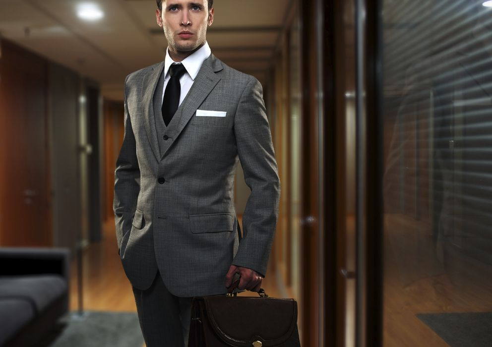 Foto: Con la ropa del trabajo es mejor no ser tacaño. (iStock)