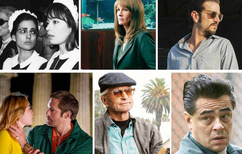Foto: Algunas de las series que no puedes perderte en noviembre.