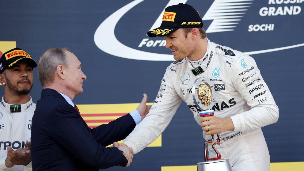 Rosberg logra la pole cómodamente y McLaren sufre un gatillazo