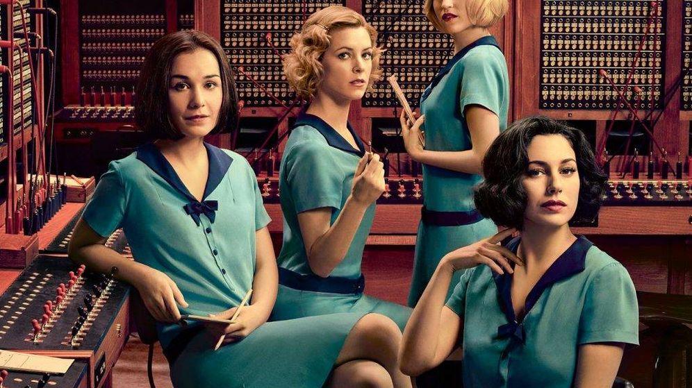 Foto: Netflix, en conversaciones para renovar 'Las chicas del cable'.