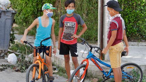 La OMS cree que no se debe exigir que los menores de 5 años lleven mascarilla