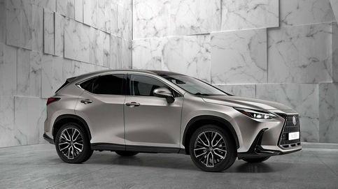 Lexus da el gran salto al híbrido enchufable con el nuevo NX