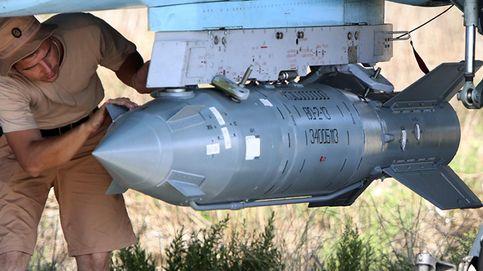Las armas especiales que Rusia está probando en pleno combate en Siria
