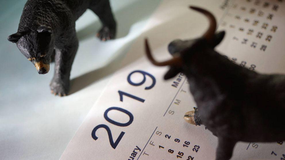 El Ibex vuelve a subir en el año... con más de la mitad de los valores todavía en rojo