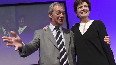 La sucesora de Nigel Farage dimite 18 días después de acceder al cargo