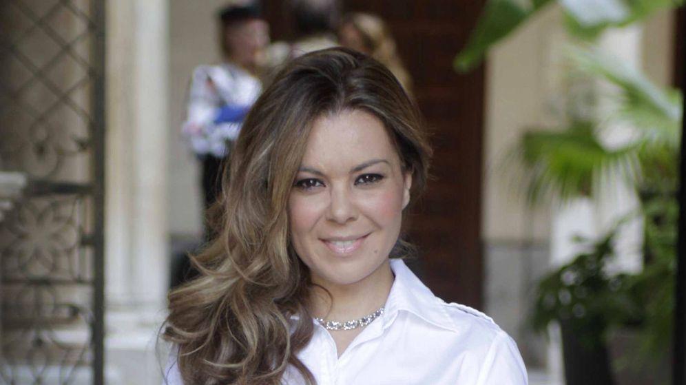 Foto: María José Campanario en una imagen de archivo. (Gtres)